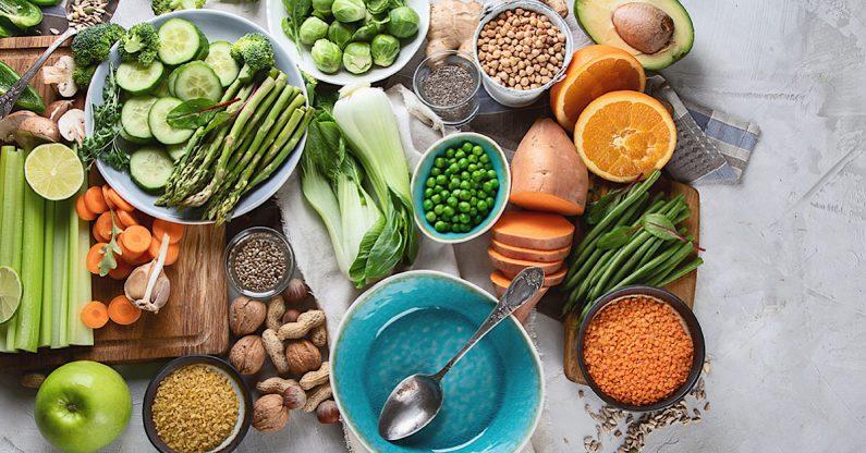 Sách dinh dưỡng dành cho người ăn chay